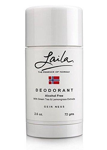 Amazon com : Laila of Norway by Geir Ness Deodorant by Geir
