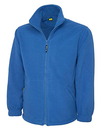 MIG – Mud Ice Gravel Ladies Full Zip Classic Fleece Jackets Sizes 8 to 30 – Suitable for Work & Leisure