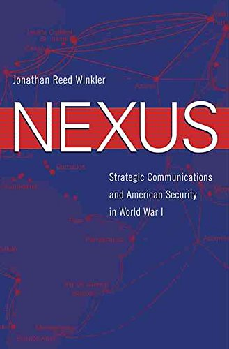 Read Online [Nexus: Strategic Communications and American Security in World War I] (By: Jonathan Reed Winkler) [published: June, 2008] pdf
