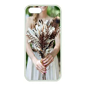 Perfect fitting cover protects your iPhone 5, White case protect your iPhone 5 with Unique DIY Wedding Bouquet Ideas
