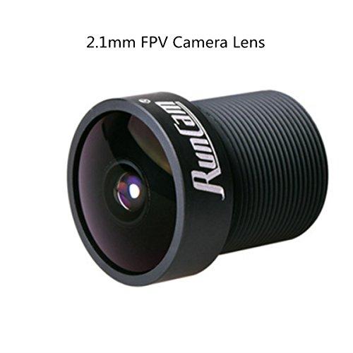 Crazepony RunCam RC21 FPV Camera Lens 2.1mm FOV 165 Degree Wide Angle for Runcam Swift 2 Camera by Crazepony