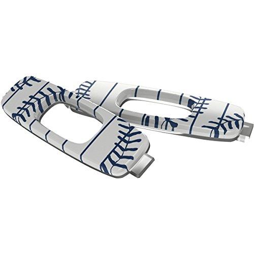Oakley Batwolf Icon Retail Sunglass Accessories - Blue Stripe Baseball/One Size by Oakley