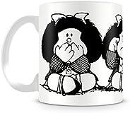 Caneca Mafalda P&a