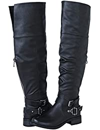 Globalwin Women's 18YY26 Over The Knee Fashion Boots