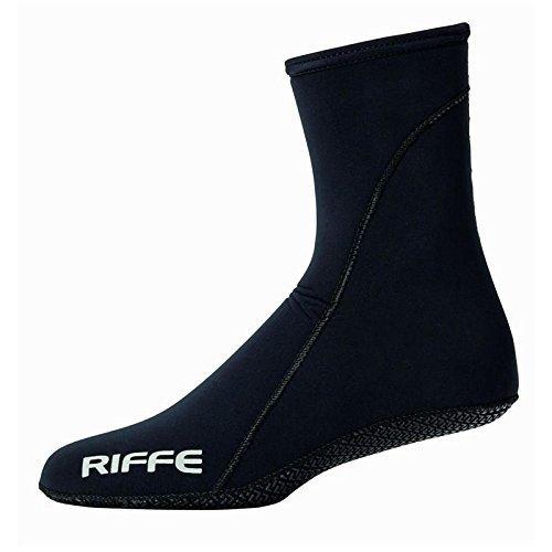 Riffe New 3.5mm 3D Dive Sock W/ Non-Skid ()