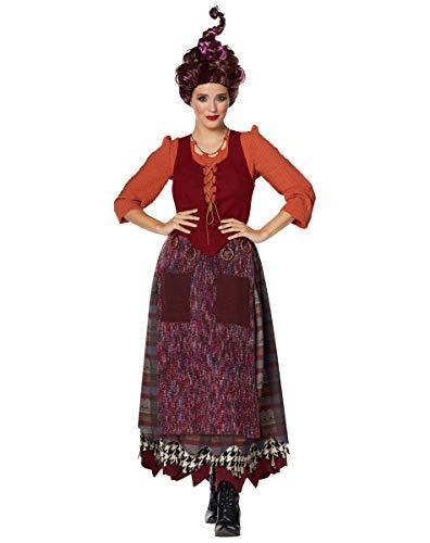 Adult Mary Sanderson Deluxe Hocus Pocus Costume