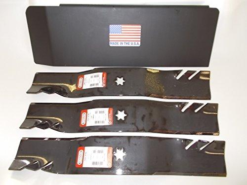 Cub Cadet RZT50 MULCH KIT Side-Discharge Decks (Side Decks Discharge)