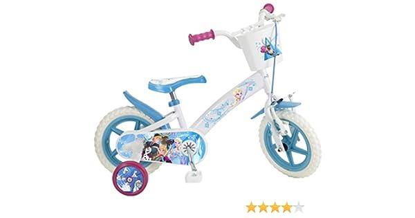 Toimsa – Frozen bicicleta para niños bajo licencia de la Reina de ...