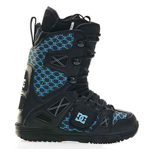 DC Phase Lace Stock Liner Snowboard Boots Womens Size 6 Black Glacier (Dc Phase Black Glacier (nio24), Womens ()