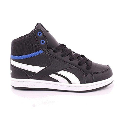 Deporte Zapatillas Unisex Blue Niños Bs7327 De Vital White Reebok Negro black Cfw6qt5Z