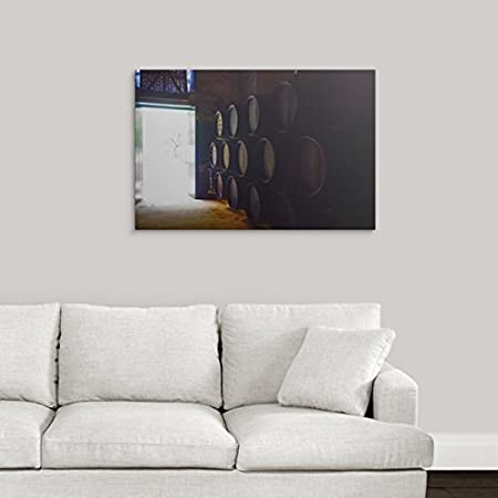 Amazon.com: Stefano Cellai Premium Thick-Wrap Canvas Wall ...