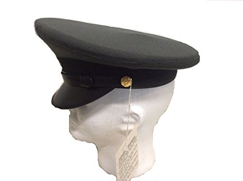Cap Service Army (Vietnam Era USGI US Army Class A Service Dress Hat Cap Wool Serge AG-44 7 1/8)