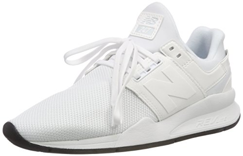 New Balance wit Ud dames metallic wit sneakers 247v2 wit TBqdxCarTw