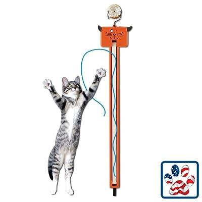 Fling-Ama String Cat Toy