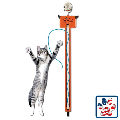 MOODY PET Fling-AMA-String Cat Toy by MOODY PET
