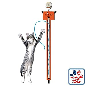 MOODY PET Fling-AMA-String Cat Toy 13