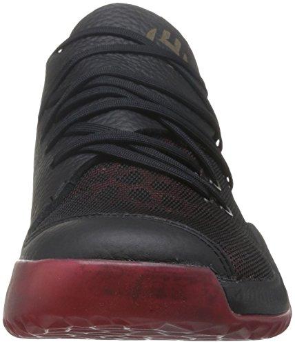 E Adidas Zapatillas Escarl B de Unisex Negbas Harden Adulto Baloncesto Escarl Rojo EqZOZpr