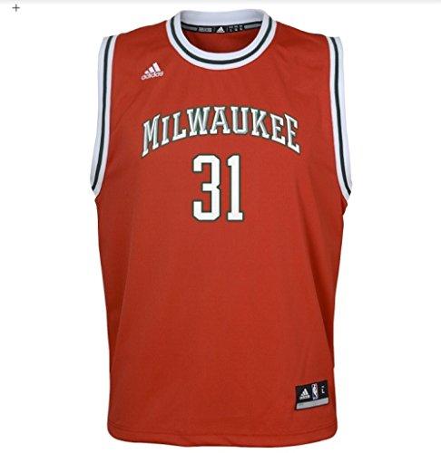 Adidas Boys 8-20 Milwaukee Bucks John Henson NBA Replica Jersey (Youth X-Large) (Youth Nba Jersey Replica Adidas)