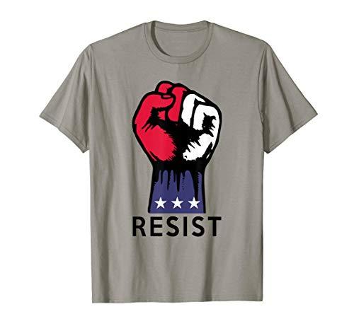381623723cd75 Resistance t shirt der beste Preis Amazon in SaveMoney.es