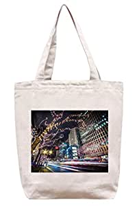 City luces – algodón Canvas Tote Bag