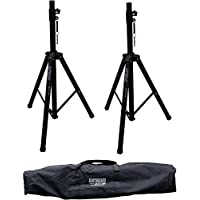 Earthquake Sound 2B-ST35M Heavy Duty Speaker Stands with Carry Bag, max weight of 132 lbs per stand (Pair)