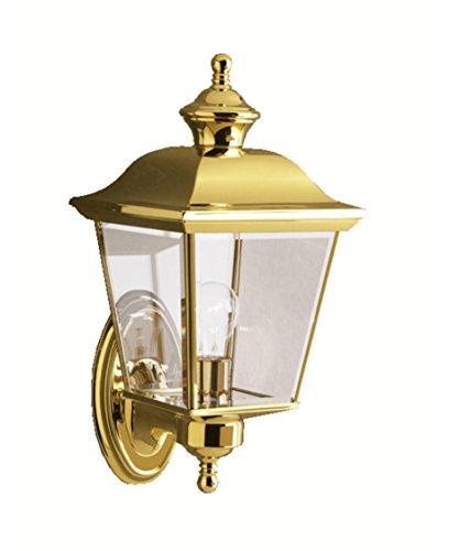 Kichler Brass Outdoor Lighting