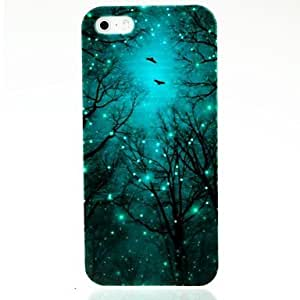 PEACH Firefly in the Forest Pattern Case for iPhone 5/5S
