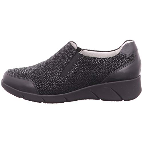 Waldläufer Loafer Women's Flats Black Waldläufer Women's zqY0g0