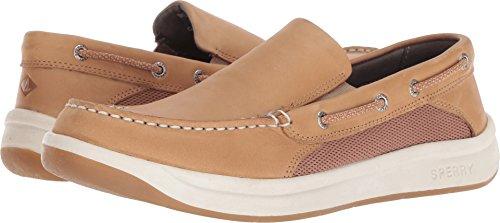 Sperry Men's Convoy S/O Linen 11.5 W US Linen Leather Footwear