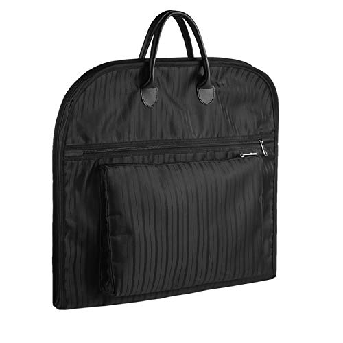 FOREGOER Carry On Garment Bag for Travel Business Suit Carriers Covers Bag For Men Women