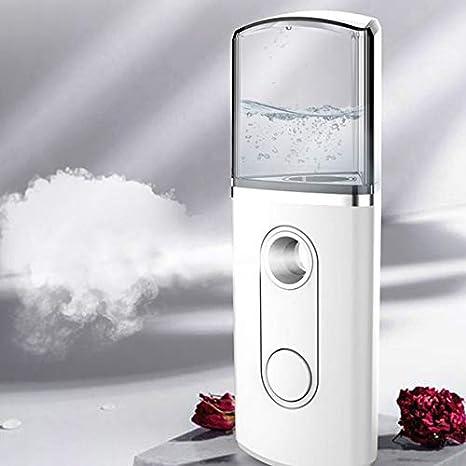 Piccolo Umidificatore Portatile USB Ricaricabile 20 Ml Misuratore DAcqua Portatile Ad Ultrasuoni per Nebbia Moligh doll Facial