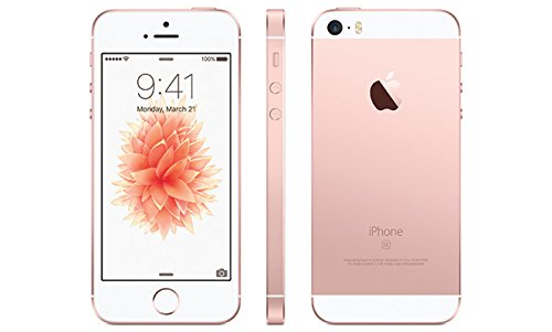 Apple iPhone SE 16GB T-Mobile, Locked to T-Mobile (Rose Gold)