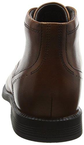 Rockport Dressport Modern, Botines para Hombre Braun (NEW BROWN LEA)