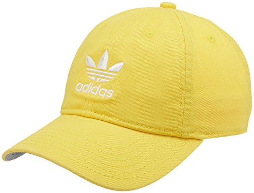 Galleon - Adidas Women s Originals Relaxed Fit Strapback Cap 58ec93a1ed91