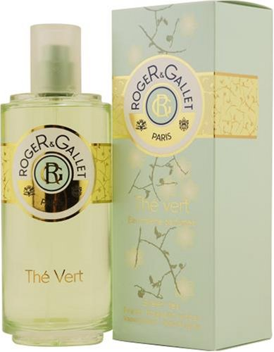 Gallet Eau Fraiche Spray (Roger & Gallet Green Tea by Roger & Gallet for Men And Women The Vert Eau Fraiche Spray, 3.3-Ounce)