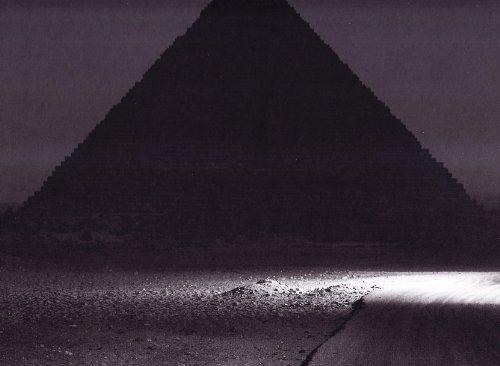 Le pietre del Cairo. Serie fotografica realtà ex voto por Luca Campigotto