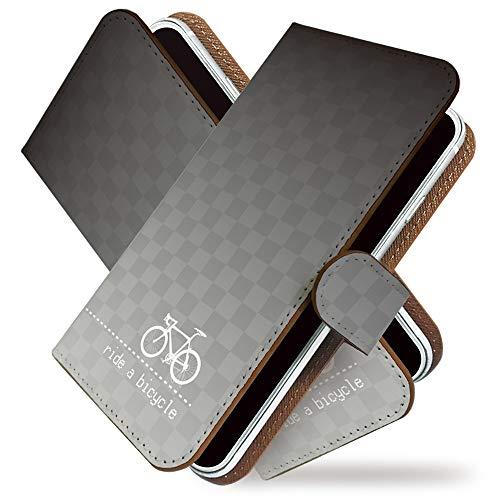 45bab94b5e [KEIO ブランド 正規品] GALAXY Note Edge SC-01G ケース 手帳型 チャリンコ