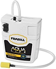 Frabill Portable Aerators   Pocket-Sized Aerators for Varying Sizes of Live Bait Storage Buckets and Coolers