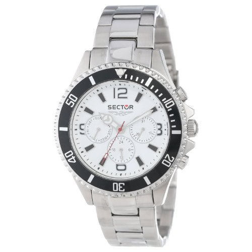 Sector Unisex R3273661045 Urban 230 Analog Stainless Steel Watch