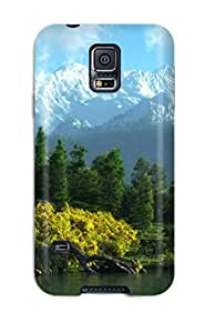 Landscape Case Compatible With Galaxy S5/ Hot Protection Case