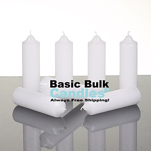 amazon com basic bulk emergency utility candles small survival