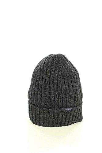 Maglia ac93 Woolrich Antracite Hat Berretto Grey 100 112 In Woacc1373 Grigio Coste Wool lana A Beenie FHwUxqRzH