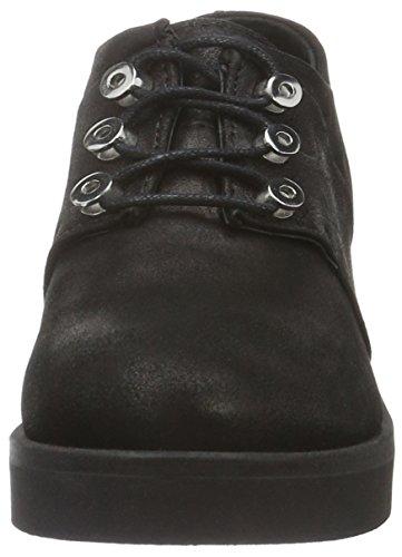 Bronx Law, Zapatillas de Estar por Casa para Mujer, 36 EU Negro - negro (negro 01)