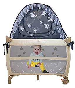 Amazon.com : Best Travel Baby Crib Safety Tent Fits Pack N ...