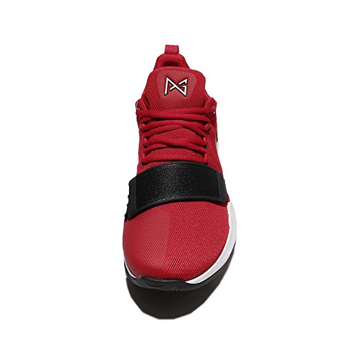 Nike Mens Pg 1 Ep, Università Rosso / Bianco-nero Università Rosso / Bianco-nero
