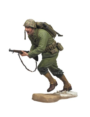 Marine Infantry Call of Duty World at War - Battle of Peleliu Action Figure (Call Of Duty World At War Maps)