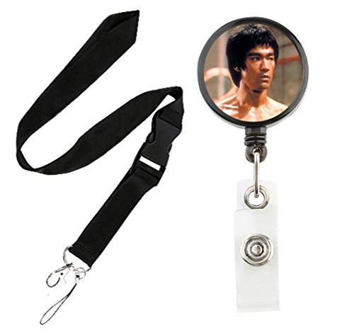 translucent-retractable-badge-holder-reel-key-chain-reel-with-lanyard-for-key-cards-and-id-cards-bru