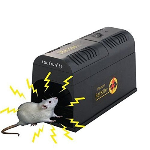 funfunfly-electronic-rodent-trap-clean-and-humane-extermination-of-rats-mice-and-squirrels