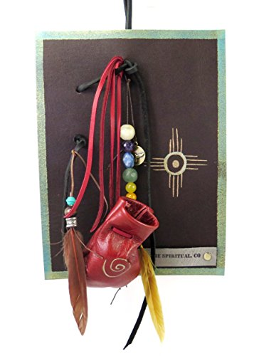Home protection medicine bag wall mount by The Spiritual . Co