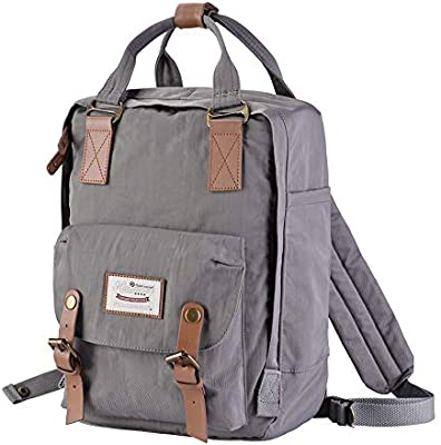 689a1124667a Himawari Doughut Backpack Laptop Backpack College Backpack School Bag 14.9